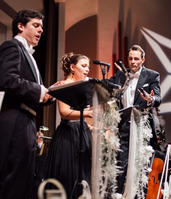 Weihnachtskonzert Stadtorchester Lienz